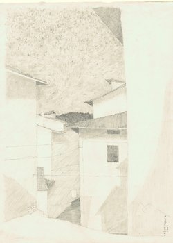 order nr. 536 / 295 x 400 mm / woodless graphite l on paper