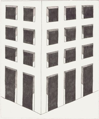 order nr. 103 / 255 x 305 mm / pencil on paper