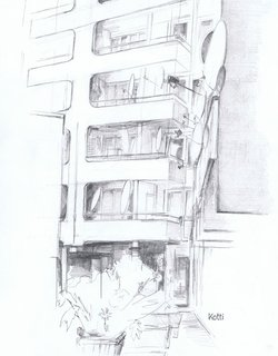 order nr. 915 / 27,50 x 35,50 cm / pencil on paper